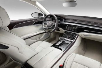 2019 Audi A8 High End Interior