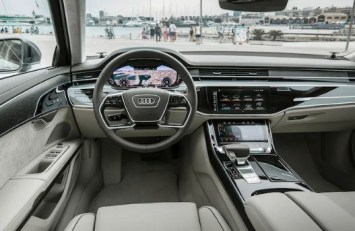 Audi A8 2019 a full of luxury vehicle