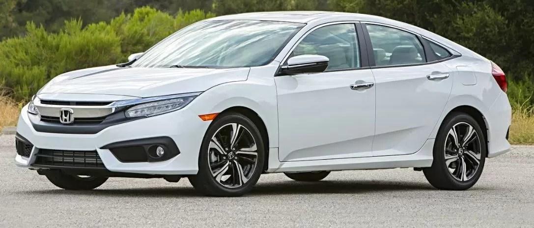 Honda Civic 2019 Side Image