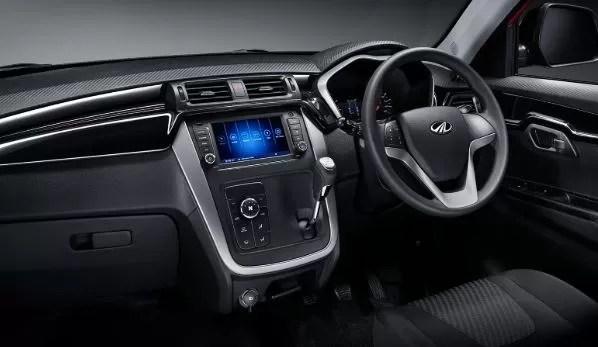 Mahindra KUV100 NXT Interior