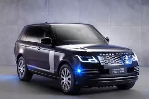 New Range Rover Sentinel 2019