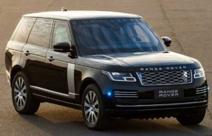 Range Rover Sentinel a Special release with Better features