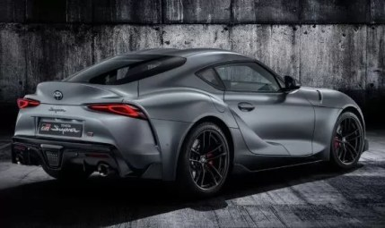 supra 2019 with Toyota's Body and BMW Heart