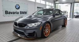Info BMW M Series M4 GTS 2019