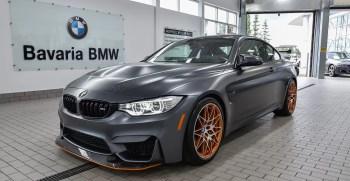 BMW M4 GTS 2019