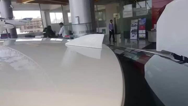Honda Civic 2019 Shark fin antenna