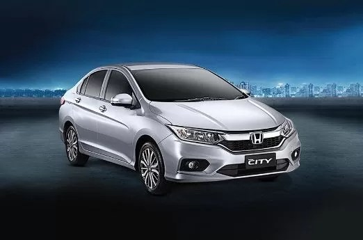 Honda City 2019 Front View