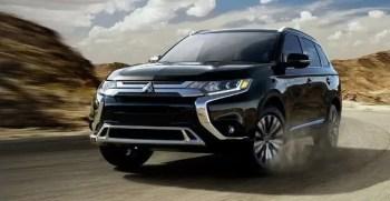 Mitsubishi Outlander 2019 Feature