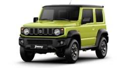 Info Suzuki Jimny 2019