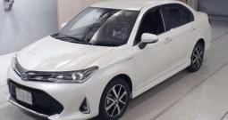 Info Toyota Corolla Axio X 2019
