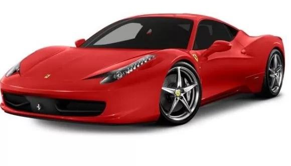 ferrari 458 exotic car