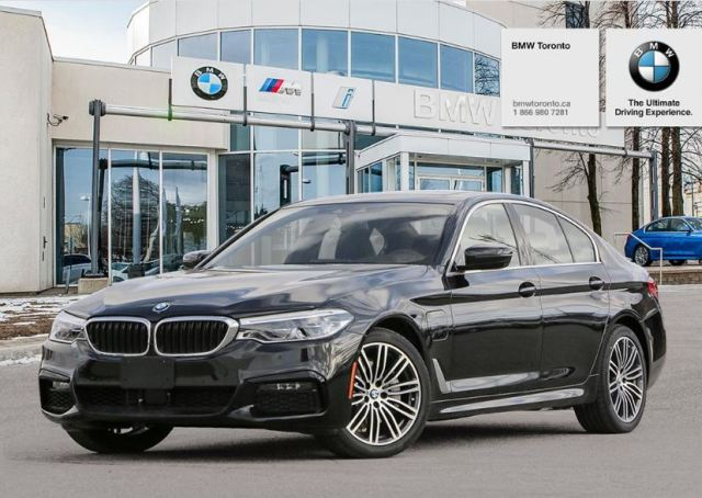 2020 bmw 530e plugin hybrid price overview review