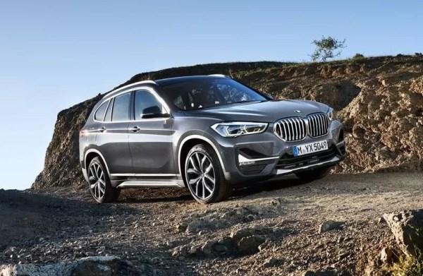 2020 BMW X1 Series Title image