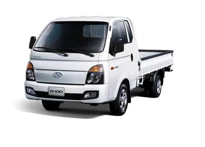 2020 Hyundai Porter H 100 title image
