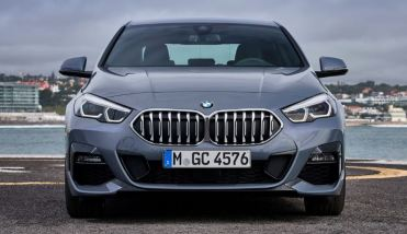 BMW 2 Series Gran Coupe 1st Generation front close view