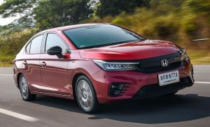 7th Generation Honda City feature image