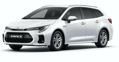 Suzuki Swace hybrid Estate car feature imageJPG