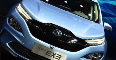 1st Generation BAIC EX3 EV feature image