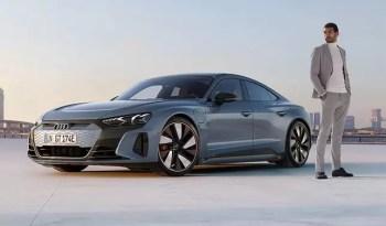 1st generation Audi E tron GT All Electric Sedan feature image