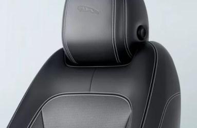 1st generation Jaguar i pace all Electric SUV sport seat