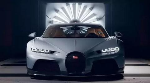 Bugatti unveiled Chiron SuperSport Limited Edition