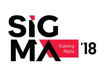 SiGMA 18 logo vertical