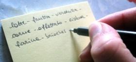 Settings Writing