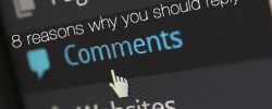 why you should reply to blog comments