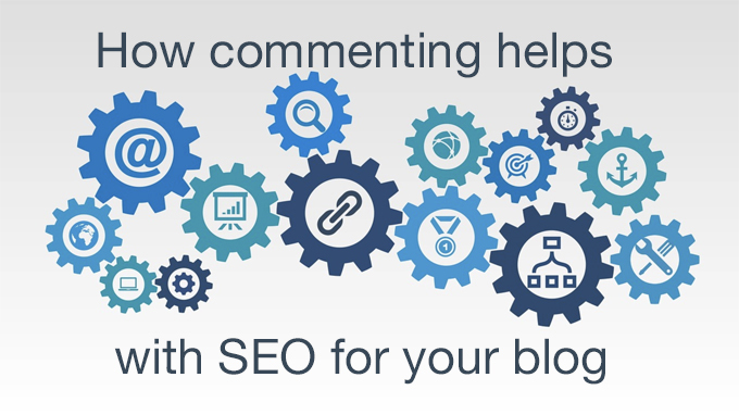 commenting helps with SEO