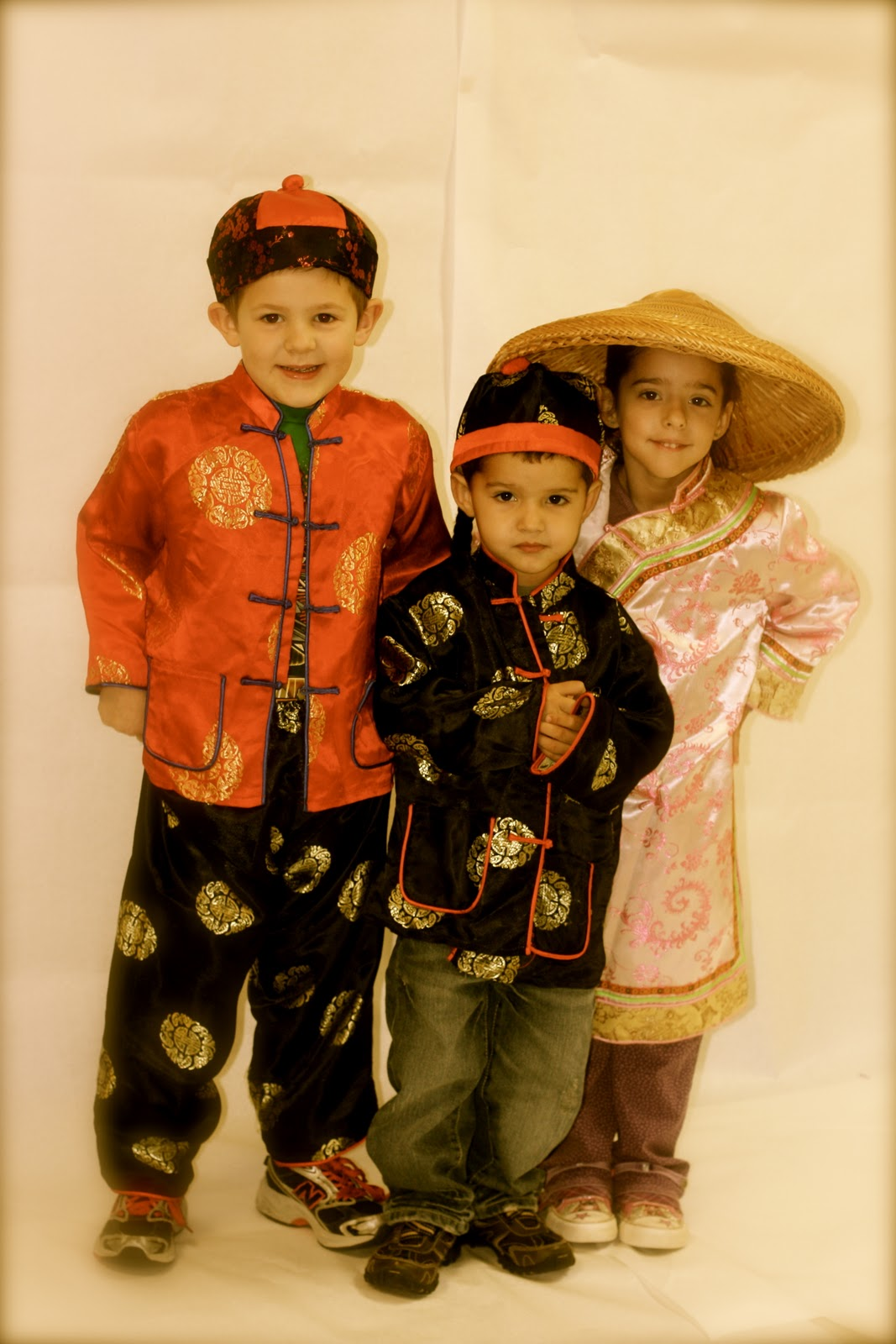 Preparing For Chinese New Years