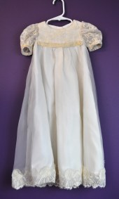 HickmanA gown