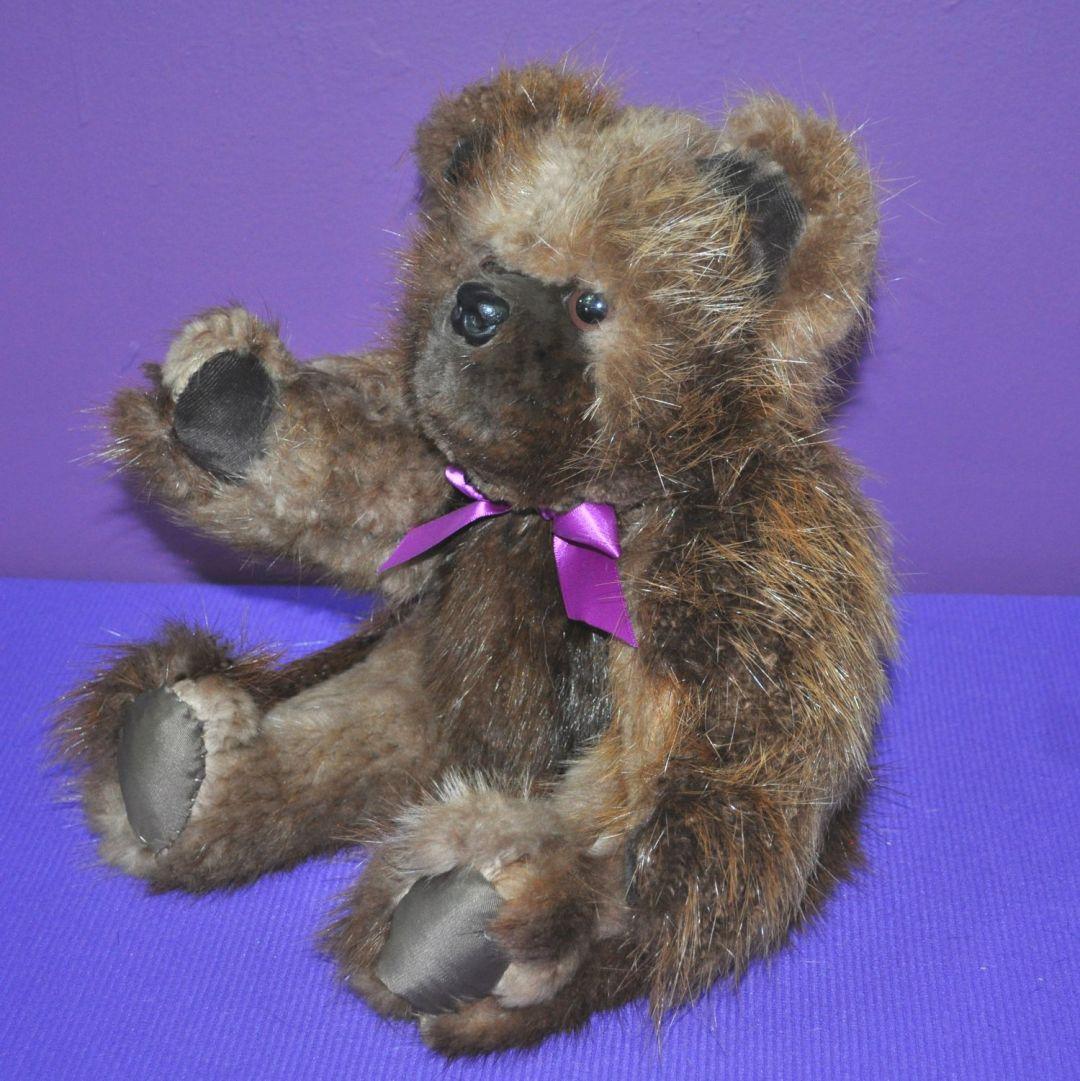 Andy Raccoon Bear 03