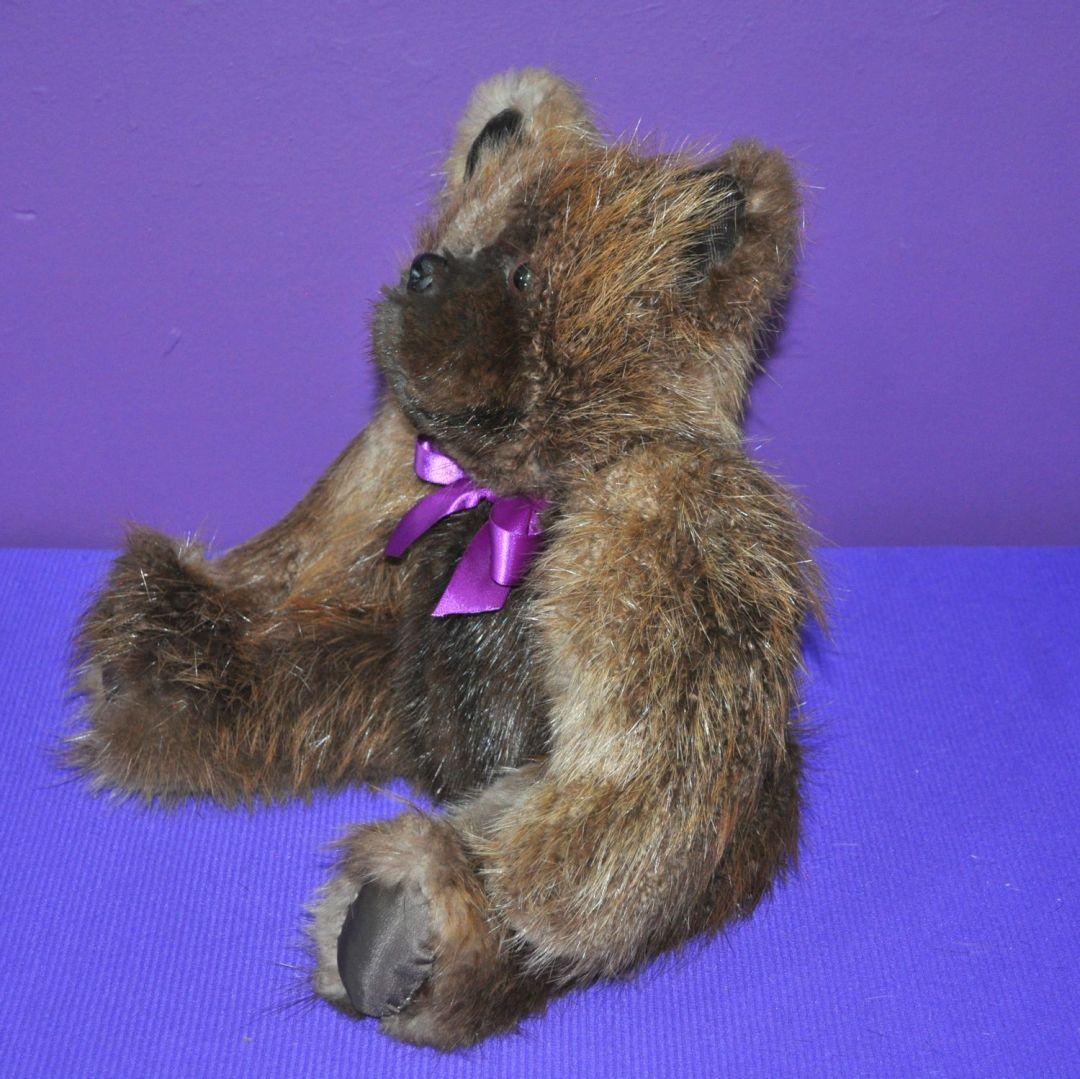 Buster Raccoon Bear 02