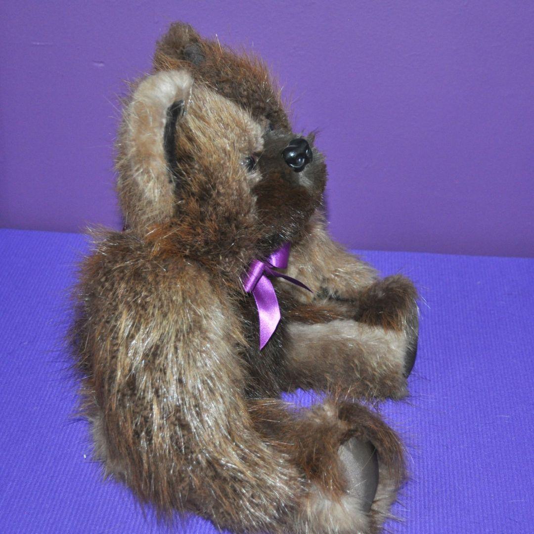 Buster Raccoon Bear 03