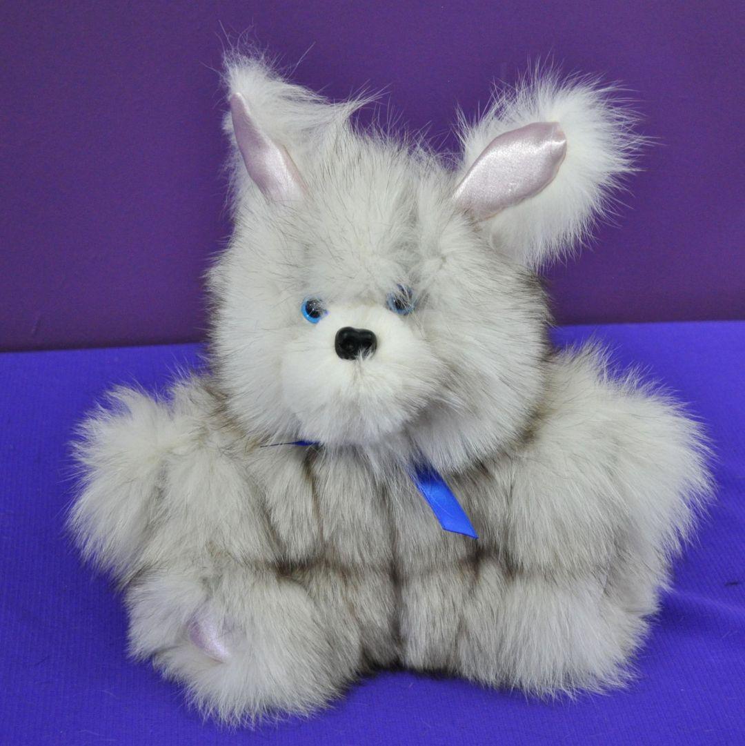 Foxie Fox bunny 01