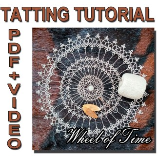 Wheel of Time doily pattern
