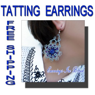 Earrings Ice blink