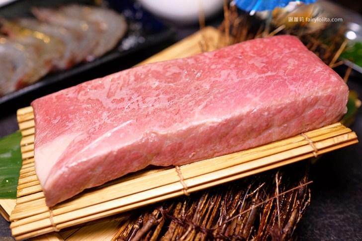 DSCF3031 - 熱血採訪 | 台中超市燒肉專賣,大量份雙人套餐就在這!+11元就能嚐世界頂級豬肉(已歇業)