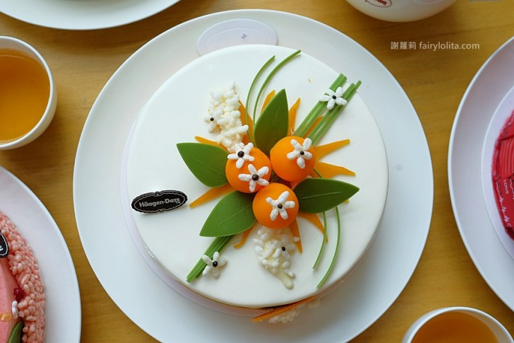 DSCF9500 - 熱血採訪 | 哈根達斯慶祝母親節!橙花以及茉莉花香冰淇淋蛋糕來囉~
