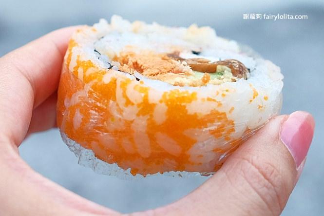 30435549497 f64f77edcd b - 大隆路壽司(小丸子壽司)   每天只賣3.5小時,一開店立馬大爆滿、天天大排長龍為了只吃它!