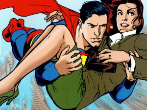 Clark Kent and Lois Lane: Not-so-secret identities uncovered by the Fairy Tale Genealogist