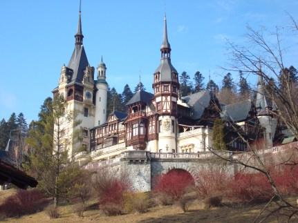 Castelo de Peleş: um dos mais belos castelos da Europa.