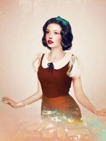 Snow White/Branca de Neve