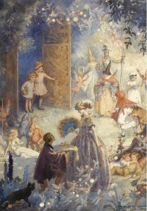Gates of Fairyland - Margaret Tarrant