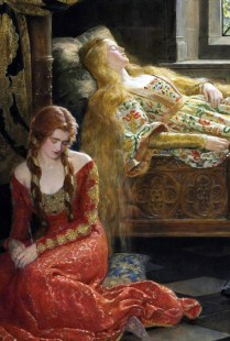 Sleeping Beauty - John Collier