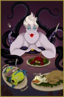 Ursula's Dinner