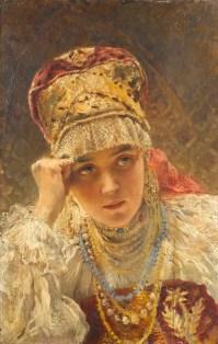 A Young Boyarynia
