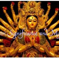 Navratri Significance and mythology