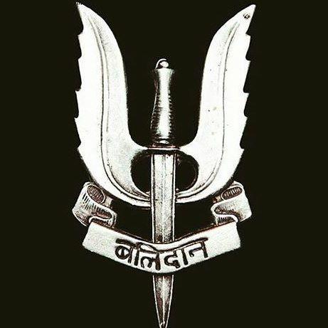 Para commandos insignia badges beret training,recruitment