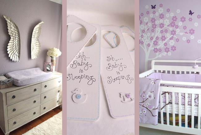 Baby Girl Nursery Ideas That Arent Pink RoyalBaby The